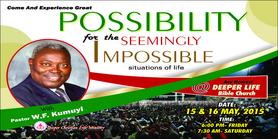 Possibility for the Seemingly Impossible